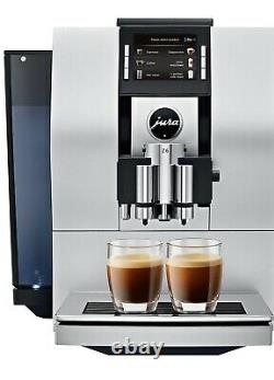Jura Z6 Automatic Espresso/ Coffee Machine Aluminum Silver Free Shipping