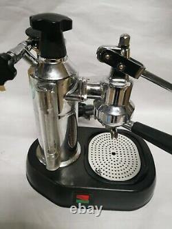 La Pavoni Europiccola Espresso Coffee machine Chrome 1000w 0.21 gallon