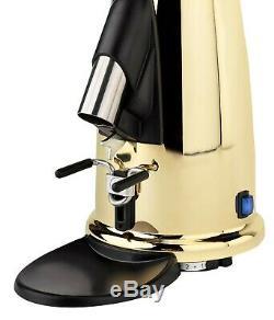La Pavoni Professional PRG Lever Espresso Coffee Machine & Elektra MSDO Grinder