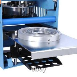 Manual 270W Cup Sealer Sealing Machine Coffee Boba Bubble Tea 300 500 Cups/hr