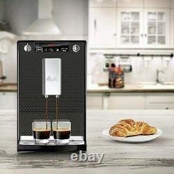 Melitta 6708696 Caffeo Solo Bean To Cup Coffee Machine Black