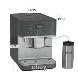 Miele CM6350 Coffee Machine Graphite