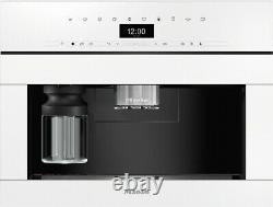 Miele CVA 7440 built-in coffee machine Stainless steel/ White