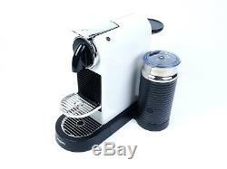 NESPRESSO by Magimix CitiZ and Milk Coffee Machine White