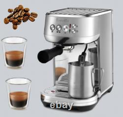 NEW Breville Bambino Plus Coffee Machine Brushed Stainless Steel FAST POST