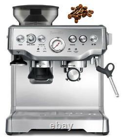 NEW Breville Barista Express Coffee Machine Espresso Maker RRP $899.95 Gift Idea