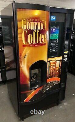 National 673 Coffee Vending Machine 60DayW SureVend G. Vend FilterPaper $1/5 MDB