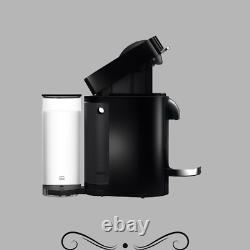 Nespresso Delonghi ENV155BAE VertuoPlus Deluxe Coffee Espresso Machine, Black