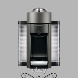 Nespresso ENV135TAE Vertuo Evoluo Coffee Espresso Cappuccino Machine by Delonghi