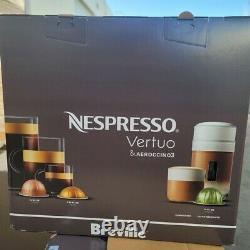 Nespresso Vertuo Coffee and Espresso Machine Black