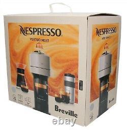 Nespresso Vertuo Next Coffee & Espresso Machine NEW by Breville, Light Grey