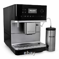 New Miele CM6350 OneTouch Benchtop Countertop Espresso Coffee Machine Black
