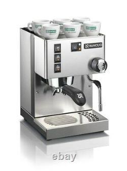 New Rancilio Silvia V6 2020 Steel Coffee Machine Espresso Cappuccino Maker 220V