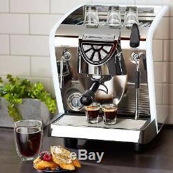 Nuova Simonelli Musica LUX Espresso Machine Latte Cappuccino Coffee Maker 220V