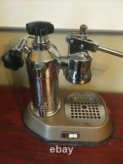 Old Vintage La Pavoni Espresso Coffee Machine Made In Italy 1974 First Gen