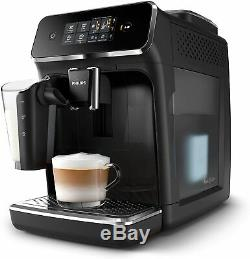 Philips EP2231/40 LatteGo Automatic Coffee Machine Integrated Milk Carafe