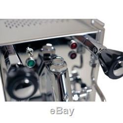 Quick Mill 0980 Andreja Premium Evo Espresso & Cappuccino Machine Coffee Maker