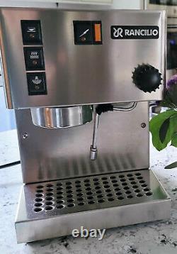 Rancilio Miss Silvia Coffee Espresso Machine EXCELLENT USED CONDITION