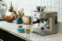SAGE SES880BSS Barista Touch Bean to Cup Coffee Automatic Espresso Machine -NEW