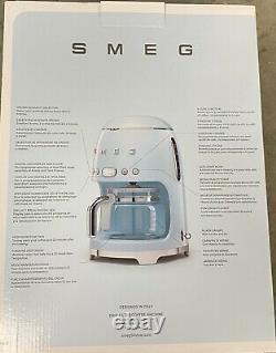 SMEG 1950's Retro Coffee Maker Machine Red DCF01RDUS Original Model Retired