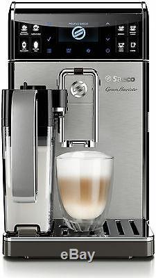 Saeco HD8975 / 01 GranBaristo super automatic Espresso coffee machine