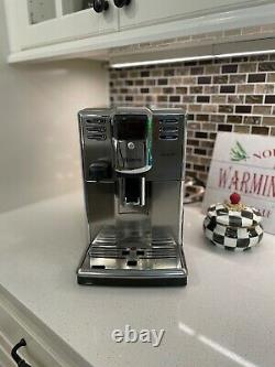 Saeco Incanto Carafe Super Automatic Espresso Coffee Machine HD8917/48 Philips