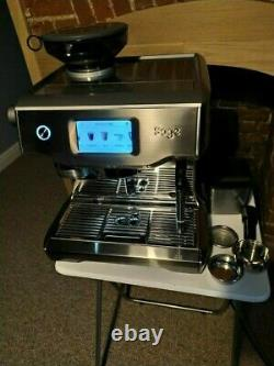 Sage the Oracle Touch Bean to Cup Coffee Espresso Coffee Machine Silver