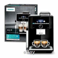 Siemens EQ. 9 S300 Super Automatic Siemens Coffee Machine Black