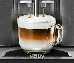 Siemens TI355F09DE fully automatic coffee machine EQ. 300 One Touch, cappuccino