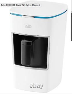 TURKISH COFFEE MAKER, MACHINE, KETTLE POT, ELECTRIC CEZVE TELVE BEKO or ARCELIK