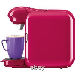 Tassimo by Bosch TAS1401GB Vivy 2 Pod Coffee Machine Pink