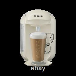 Tassimo by Bosch TAS1407GB Vivy 2 Pod Coffee Machine Cream