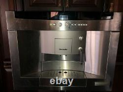 Thermador 24 Inch Built-in Coffee System with LCD Display, Frothing Aid and Coffee