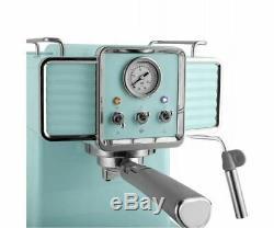 Vintage Cuisine Espresso Machine Espresso Coffee Kaffeemaschine NEU OVP NEW